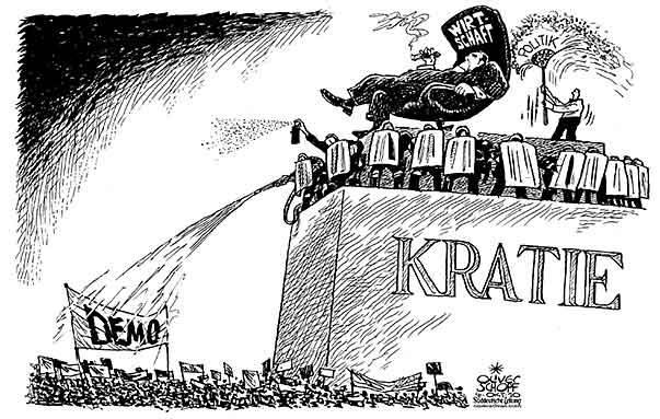 "TRUMP: ""Radikale"" Demokratie? Radikaldemokratie!"
